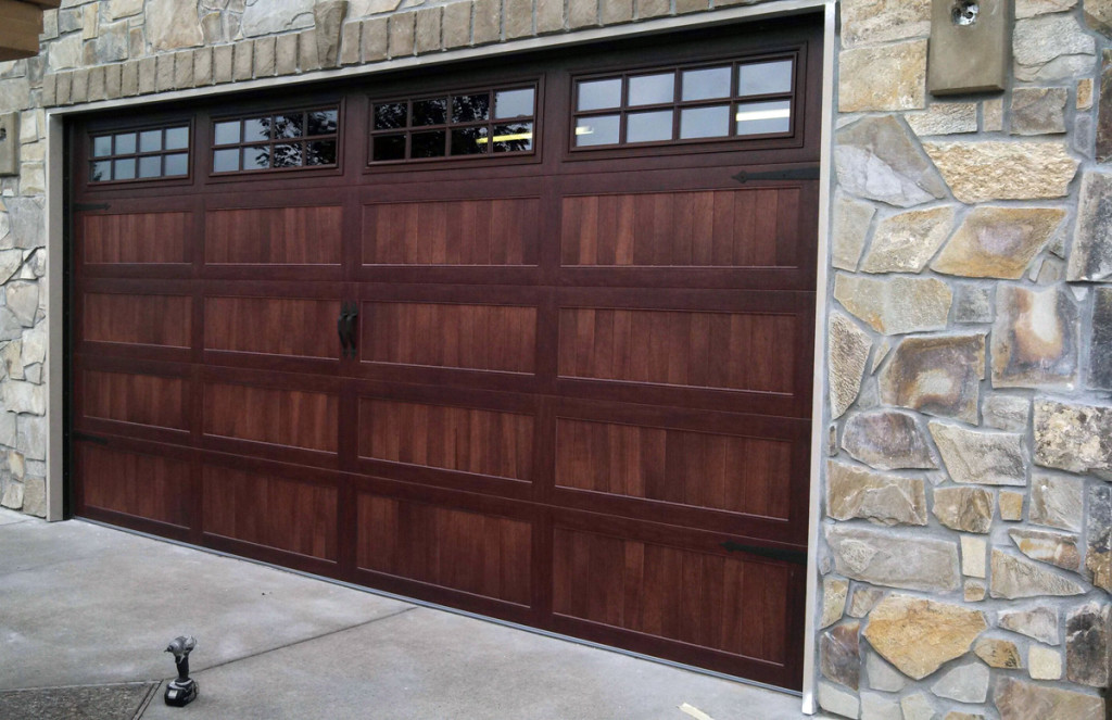 Genuine Garage Doors Portland Oregon Garage Door